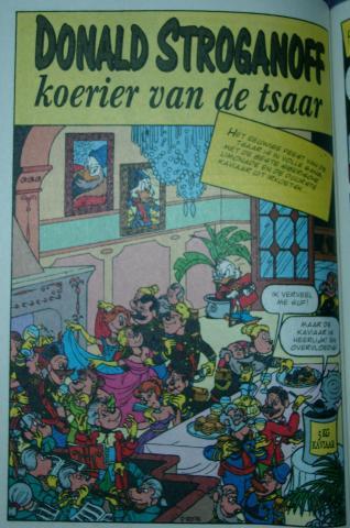 Jules verne comics der kurier des zaren for Sanoma uitgevers