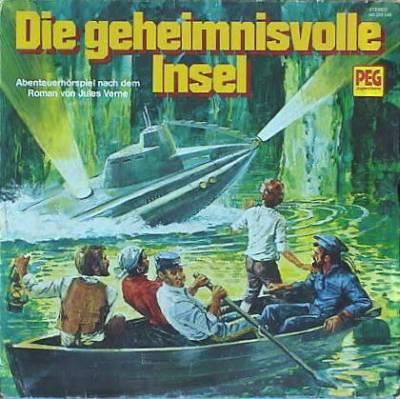 Die Geheimnisvolle Insel 1961 Stream