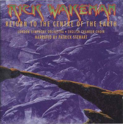 journey to the center of the earth rick wakeman. Rick Wakeman: Journey to the